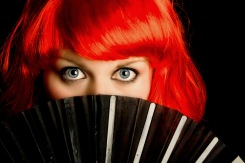 183.Red hair.Zilver Medaille